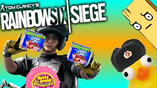 Random Rainbow six Moments - Hubba Bubba Double Poptart