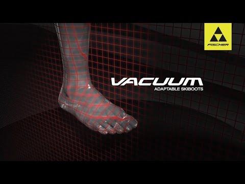 Fischer Ski Fischer RC Pro 110 Vacuum Full Fit Mens Ski Boot in Black