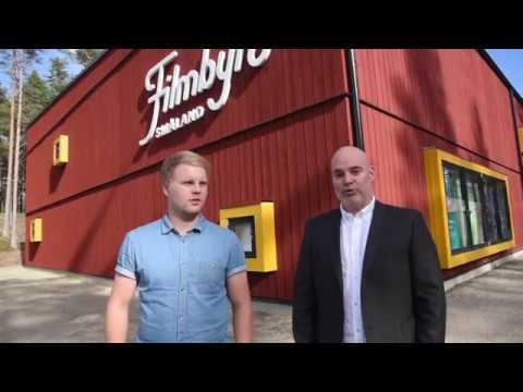 Kliv in i filmens värld - Filmbyn i Småland