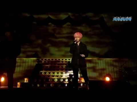 Super Junior K.R.Y. Special Winter Concert - Your Eyes (Ryeowook on the piano) + Midnight Fantasy
