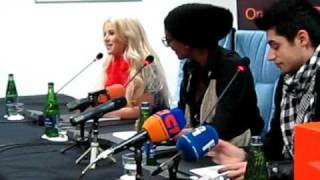 Very funny press-conference:)