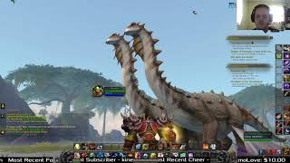 World of Warcraft - Horde World Quests, Dungeons, & War Campaign! (1/20/2019)