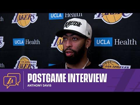 Lakers Postgame: Anthony Davis (5/3/21)
