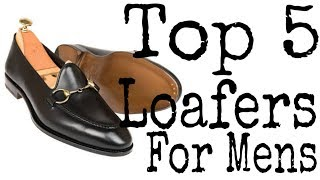 5 LOAFER SHOES THAT INDIAN MAN SHOULD OWN | HOW TO STYLE LOAFERS SHOES