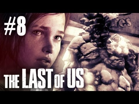 The Last Of Us Gameplay - Part 8 - Sexiest Zombie Boss Ever! - Smashpipe Games