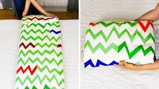 27 TOTALLY USEFUL BEDROOM HACKS
