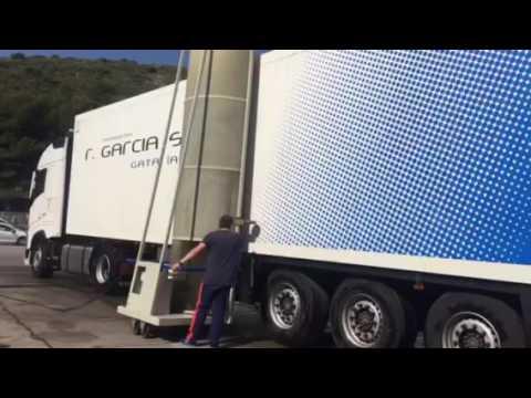 Monocepillo - Máquina de Lavado - Camiones:  segunda mano