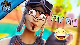 KILLING and EMBARASSING Twitch Streamers on FORTNITE! ... (angry reactions)
