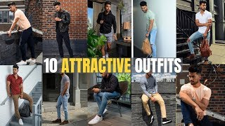 10 MOST Attractive Outfits For Young Guys | Back To School FIts