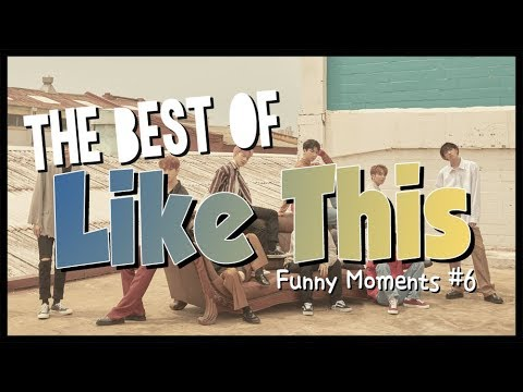 PENTAGON: The Best of Like This | Funny moments #6