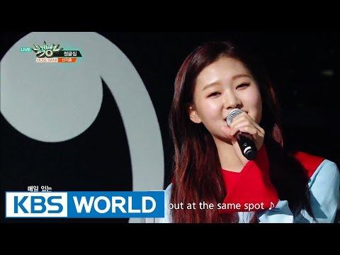 Shin Ji Hoon - Jungle Gym | 신지훈 - 정글짐 [Music Bank / 2016.05.27]