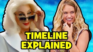 5 Reasons Why Mamma Mia's Timeline Is SO CONFUSING!