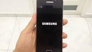 Cứu điện thoại Samsung bị treo logo hoặc lỗi Rom bằng Odin