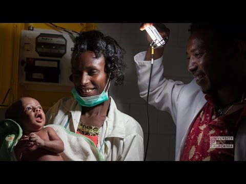 Using Solar Power to Save Lives