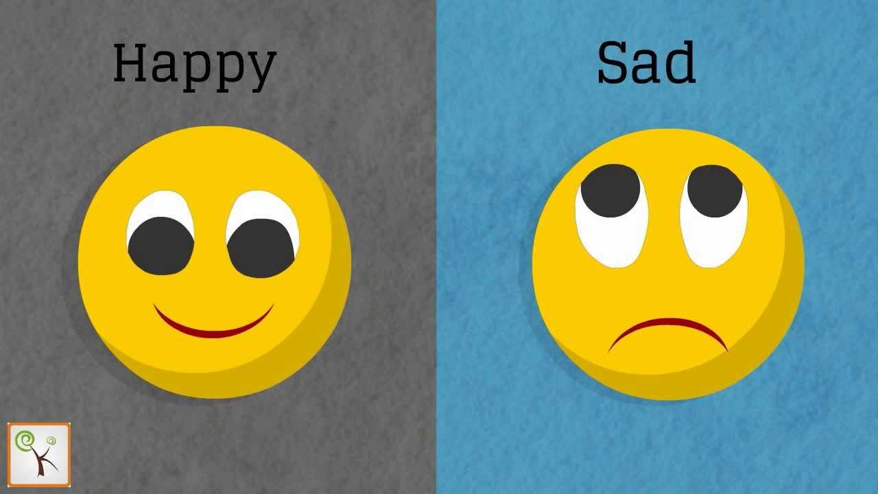 Learn Opposites For Kindergarten English Words For