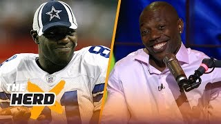 Terrell Owens on why he can still play in the NFL at age 44, Dez Bryant's problem | NFL | THE HERD