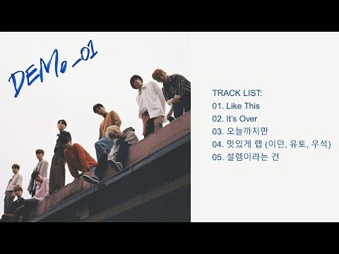 [Full Album] PENTAGON (펜타곤) – DEMO_01