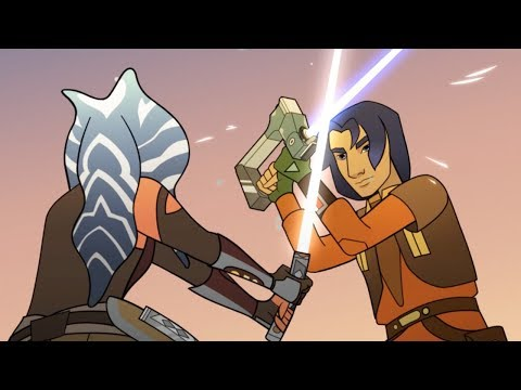 Star Wars Forces of Destiny | A Disarming Lesson | Disney