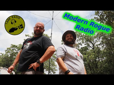 We test Mike K8MRD to the Modern Rogue Radio test