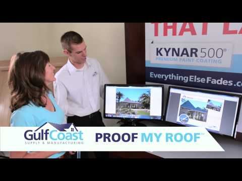 GulfCoast Supply is PREMIUM METAL ROOFING