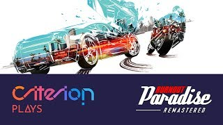 Criterion Plays Burnout Paradise Remastered