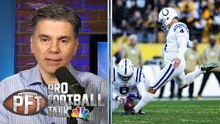 PFT Live Draft: Biggest Week 9 goats   Pro Football Talk   NBC Sports