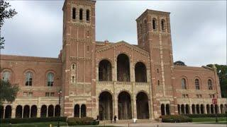 University of California Los Angeles (UCLA) Campus Tour