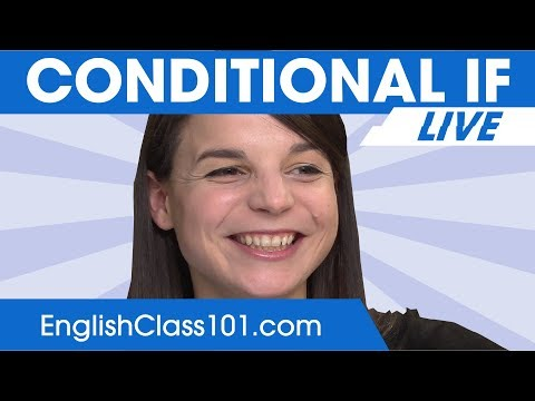 Using the Conditional 'if' | Learn English Grammar 🔴