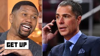 'Can we put some respect on Rob Pelinka's name? – Jalen Rose on trade for Anthony Davis | Get Up