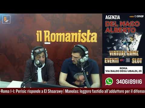 VIDEO - Piero Torri commenta Inter-Roma 1-1: