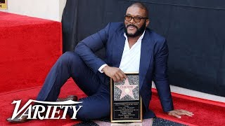 Tyler Perry - Hollywood Walk of Fame Ceremony - Live Stream