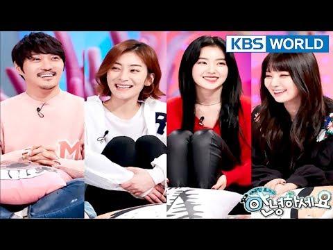 Guests : KCM, Wang Jiwon, Red Velvet (Irene & Seulgi) [Hello Counselor/SUB : ENG,THA / 2018.02.26]