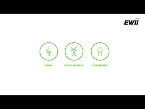 EWII Fiber til erhverv - Der er forskel på internet