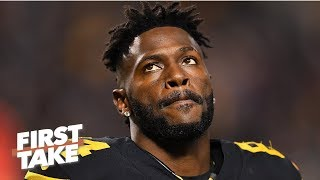 Antonio Brown and Art Rooney's meeting is not the end of Steelers' saga – Damien Woody | First Take