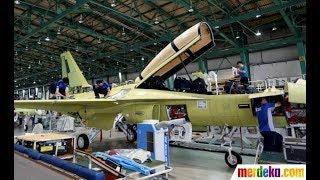 Khám phá lò sản xuất máy bay chiến đấu tốt nhất cho Việt Nam