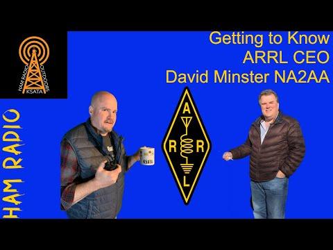Ham Radio: Getting to Know ARRL CEO David Minster
