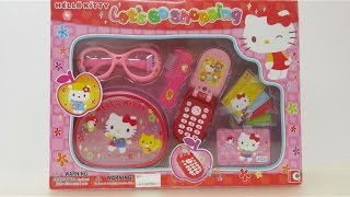 Hello Kitty Let's Go Shopping Playset Review