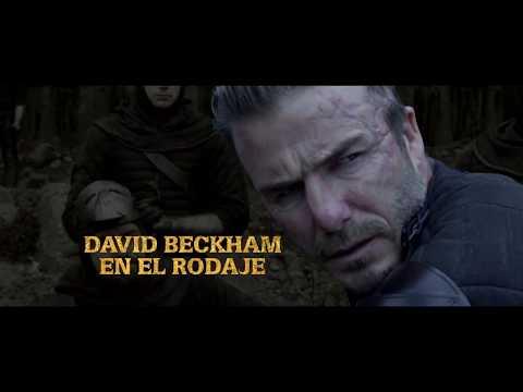 Rey Arturo: La Leyenda de Excalibur - Featurette David Beckham - Castellano HD
