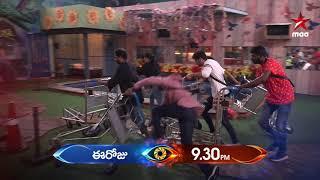 Bigg Boss 3: Rahul targets Mahesh in trolley parking task..