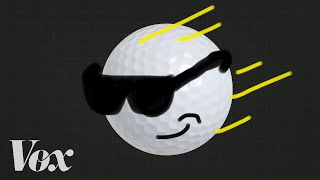 The golf ball that made golfers too good