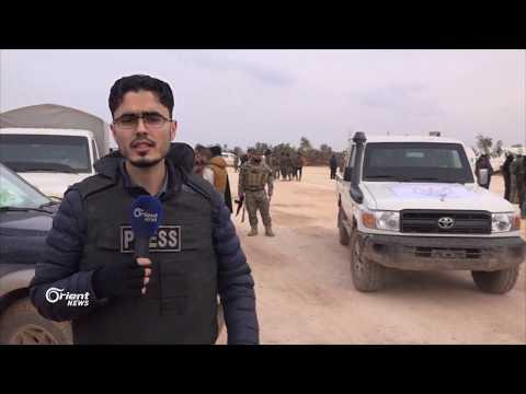 الجيش الحر يتمركز في نقاط الاشتباك شرق عفرين