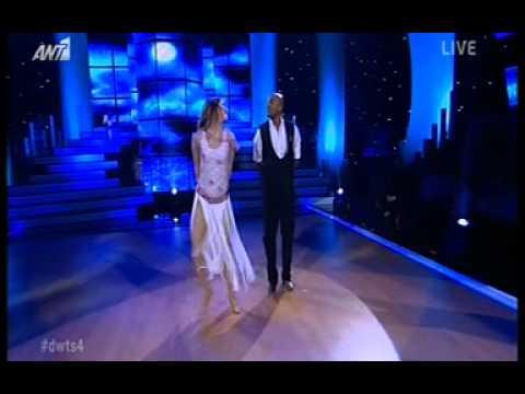 Gossip-tv.gr Το foxtrot του Ησαια Ματιάμπα στον ημιτελικο του dancing
