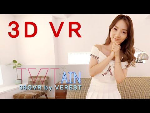 [3D 360 VR] Lovely girls Tweety 'Ain' by (Verest) 360 VR