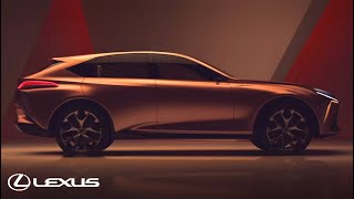 Introducing the Lexus LF-1 Limitless Concept