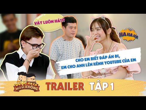 ĐACNVK Trailer #1   Khương Dừa, Anh Thám Tử trố mắt khi Yeye Nhật Hạ liên tục xài chiêu gài hàng