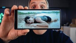 Vidéo-Test : Sony Xperia 10 Plus (test) - Le Cinéma 21:9 dans votre Poche !