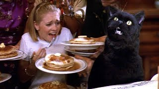 The 'Sabrina The Teenage Witch' When She Became A Crackhead For Pancakes