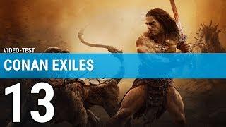 Vidéo-Test : CONAN EXILES : Si musclé que ça ? | TEST