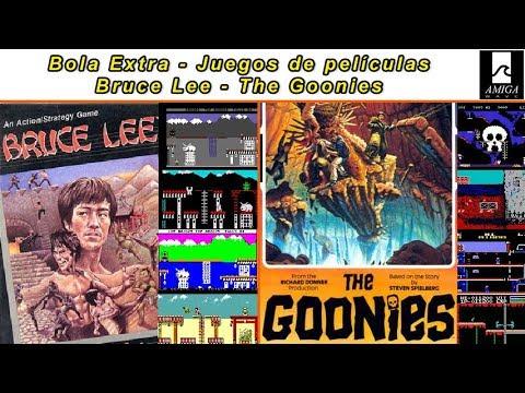 Bola Extra - Juegos de películas ... Bruce Lee y The Goonies, en todas sus versiones.