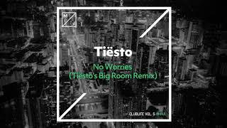 Tiësto - No Worries (Tiësto's Big Room Mix)